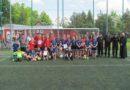 DRUŻYNY NA MEDAL – Turniej Młodzieżowych Drużyn Pożarniczych w Piłce Nożnej